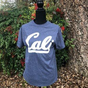 Cali T-Shirt, size M (Gildan brand)